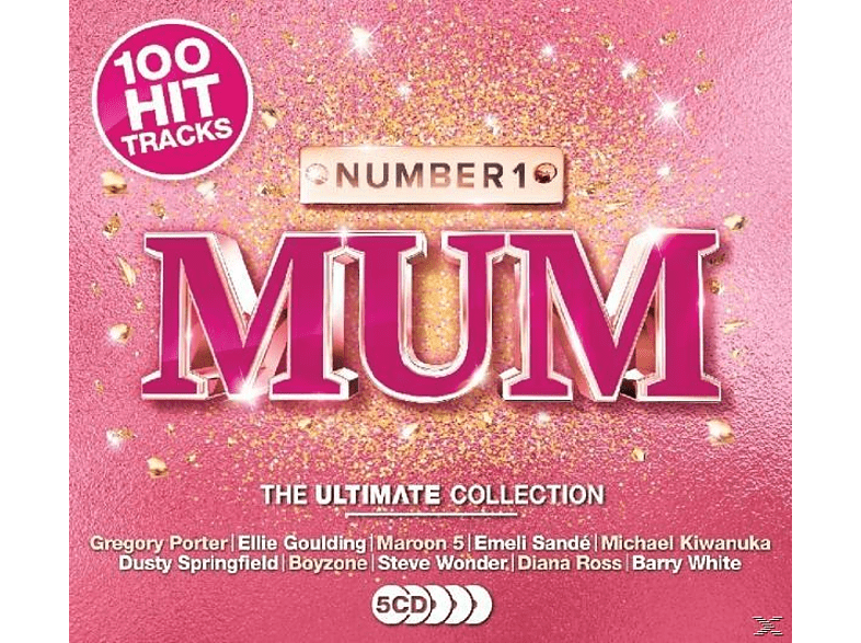 VARIOUS - No.1 Mum [CD]