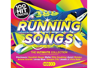 VARIOUS - Running Songs - (CD)