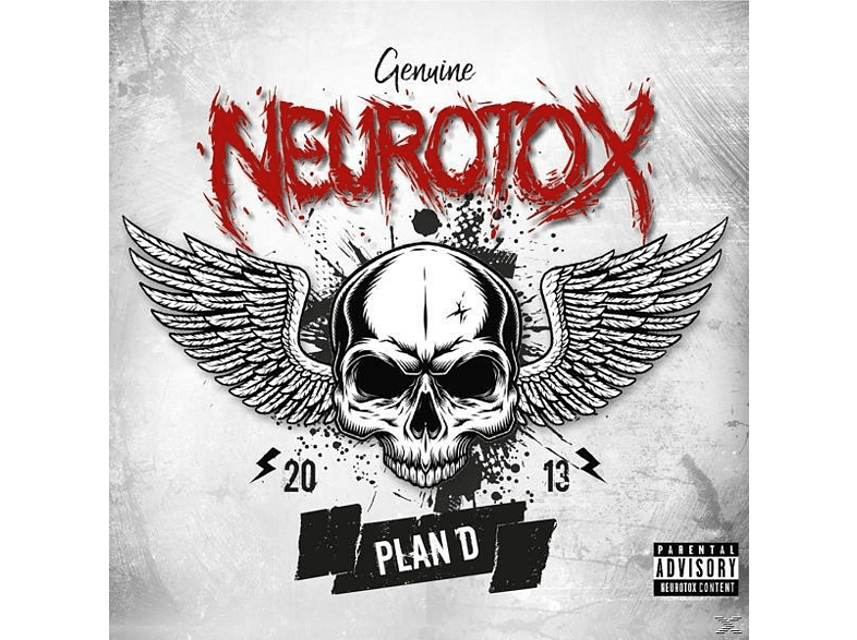 Neurotox - Plan D (Digipak) [CD]