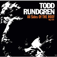 Todd Rundgren - All Sides Of The Roxy [CD]