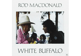 Rod Macdonald - White Buffalo - (CD)