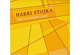 Harri Stojka - India Express Live - (CD)