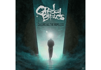 Greeley Estates - Calling All The Hopeless - (CD)