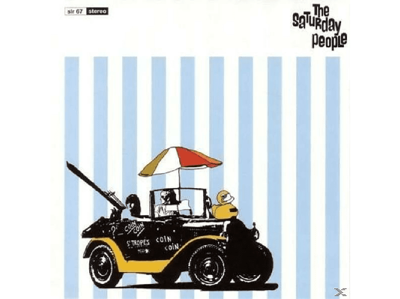 The Saturday People - The Saturday People [CD]