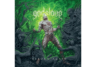 Godslave - Reborn Again - (CD)