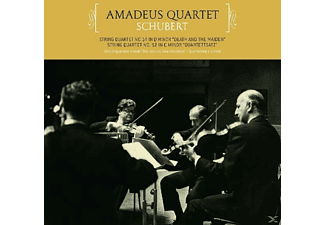 Amadeus Quartett - String Quartet 14 In D/Nor.12 in c minor - (Vinyl)