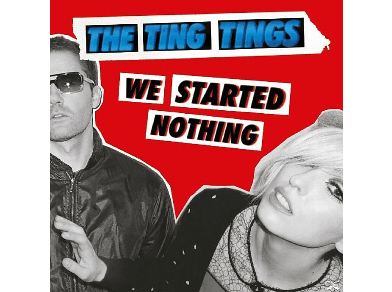 The Ting Tings - We Started Nothing [Vinyl]