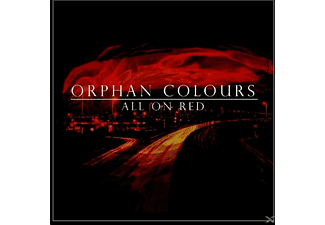 Orphan Colours - All On Red - (CD)