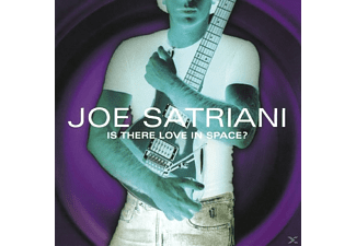 Joe Satriani - Is There Love In - (Vinyl)