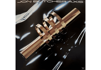 Jon / Axis Butcher - Jon Butcher Axis - (CD)