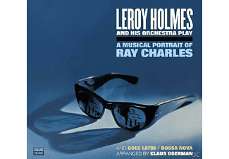 Leroy Holmes - A Musical Portrait Of Ray Charles - (CD)
