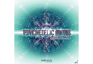 VARIOUS - Psychedelic Minds - (CD)