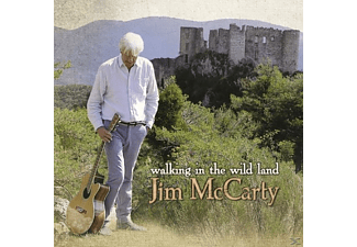 Jim Mc Carty - Walking In The Wild Land - (CD)