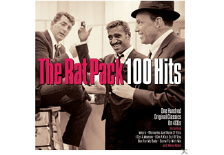 The Rat Pack - 100 Hits - (CD)
