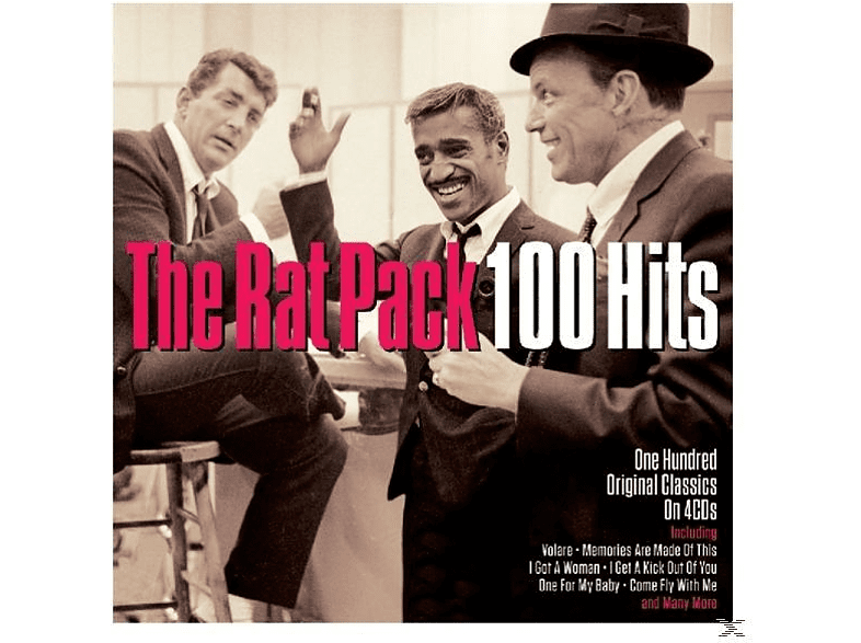 The Rat Pack - 100 Hits [CD]