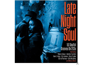 VARIOUS - Late Night Soul - (CD)