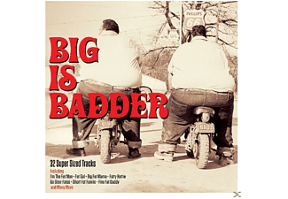VARIOUS - Big Is Badder - (CD)