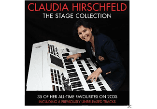 Claudia Hirschfeld - Stage Collection - (CD)