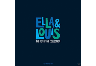 Ella & Louis - Definitive Collection - (Vinyl)