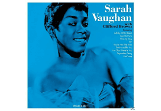 Sarah Vaughan - With Clifford Brown - (Vinyl)