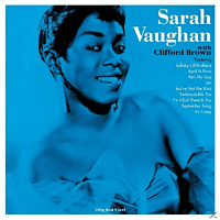 Sarah Vaughan - With Clifford Brown [Vinyl]