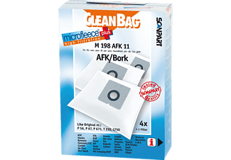 CLEANBAG Sacs aspirateur (2682200001 M000 UNI 01 CLEANBAG UNIV)