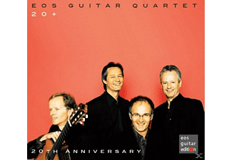 Eos Guitar Quartet - 20 + - (CD)