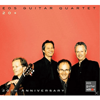 Eos Guitar Quartet - 20 + [CD]