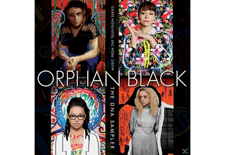 OST/VARIOUS - Orphan Black: The DNA Sampler - (CD)