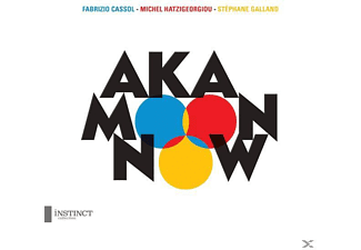Aka Moon - Now - (CD)