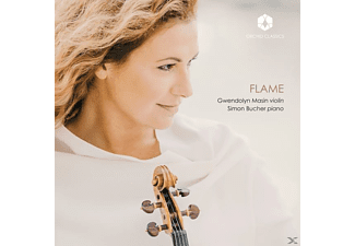 Simon Bucher, Gwendolyn Masin - Flame - (CD)