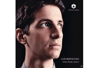 Ishay Shaer - Late Beethoven - (CD)