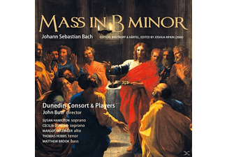 Dunedin Consort & Players - Messe In H-Moll - (CD)