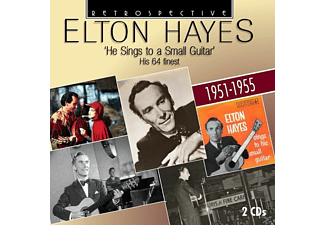 Elton Hayes - He sings to a small Guitar - (CD)