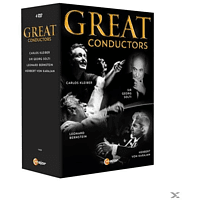 VARIOUS - Great Conductors [DVD]
