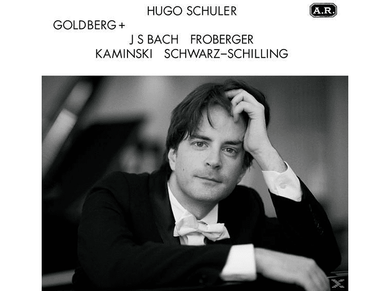 Hugo Schuler, VARIOUS - Goldberg/+ [CD]
