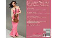 Hong-mei/kovacs/budapest So Mav Xiao - English Works for Viola and Orchestra [CD]