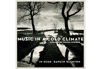 Gawain/in Echo Glenton - Music in a Cold Climate - (CD)