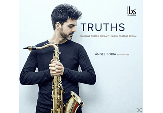 Angel Soria - Truths - (CD)