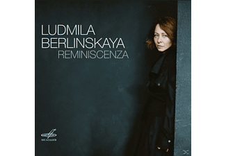 Ludmilla Berlinskaya - Reminiscenza - (CD)