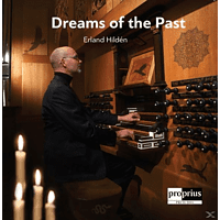 Erland Hilden - Dreams of the Past [CD]