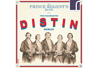 The Prince Regent's Band - The Celebrated Distin Family - (CD)
