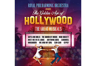 Richard/rpo Balcombe - The Golden Age of Hollywood: The Great Musicals - (CD)