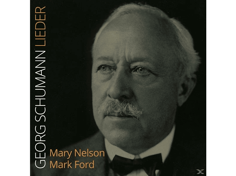 Nelson,Mary/Ford,Mark - Lieder [CD]