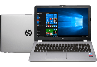 "HP 250 G6 ezüst laptop 1WY54EAW + Windows 10 (15,6"" FHD/Core i5/4GB/500 GB HDD/Radeon 520 2GB/Win)"