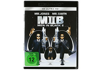 Men in Black II - (4K Ultra HD Blu-ray)