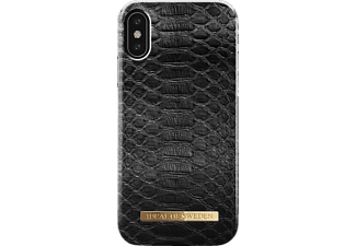 IDEAL OF SWEDEN Fashion Handyhülle, Black Reptile, passend für Apple iPhone X