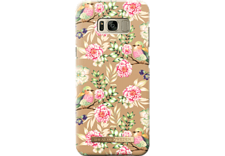 IDEAL OF SWEDEN Fashion Galaxy S8+ Handyhülle, Champagne Birds