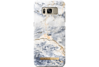 Fashion Backcover Samsung Galaxy S8 Kunststoff/Mikrofaser Ocean Marble