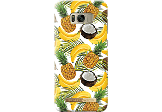 IDEAL OF SWEDEN Fashion Galaxy S8+ Handyhülle, Banana Coconut